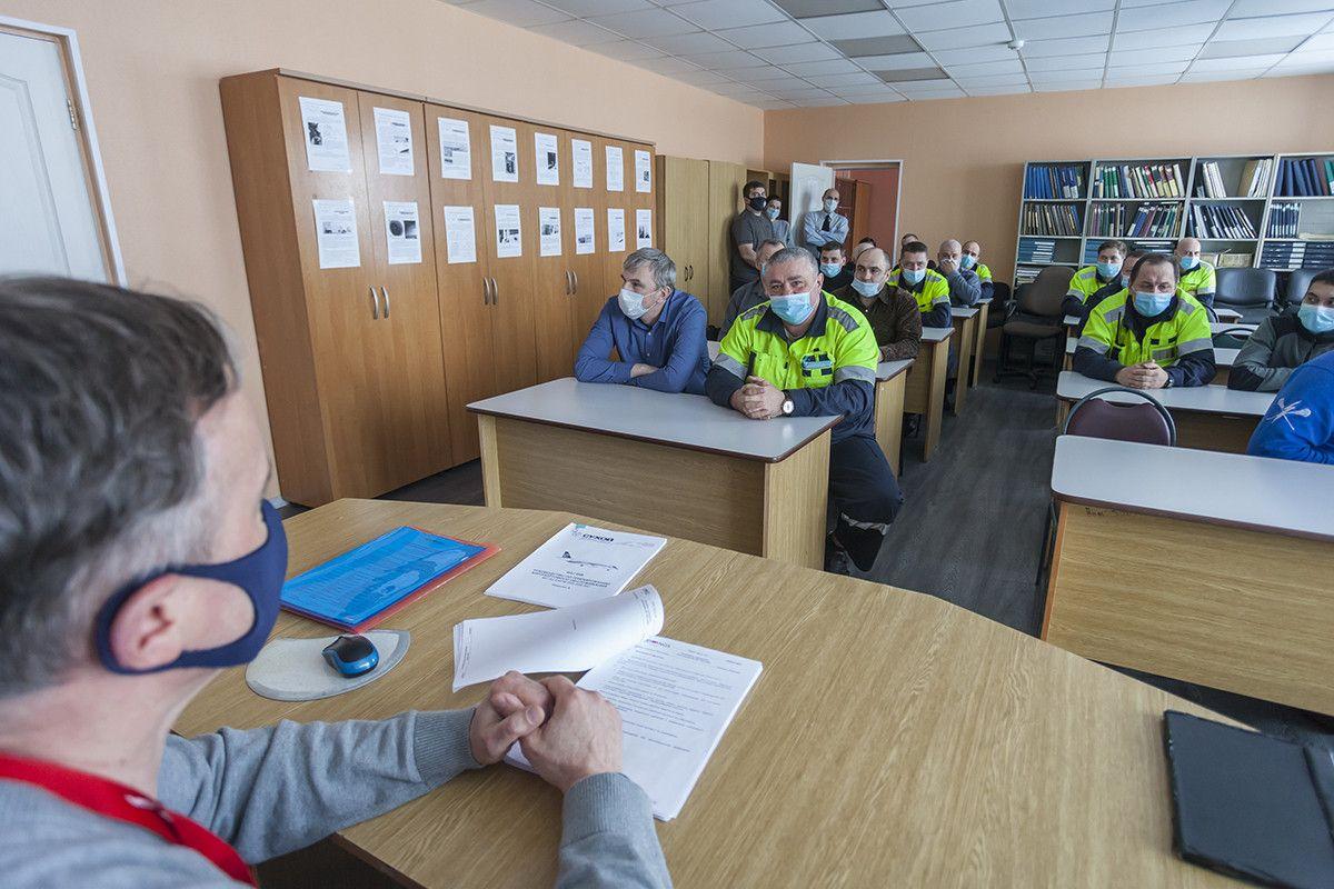 Работников аэропорта Норильска учат обслуживать новый тип самолётов