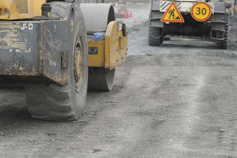 На трассе в аэропорт отремонтируют участок в 72 тысячи квадратных метров