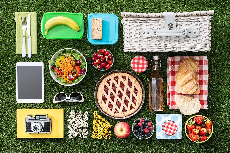 Что взять с собой на пикник? Список необходимых вещей