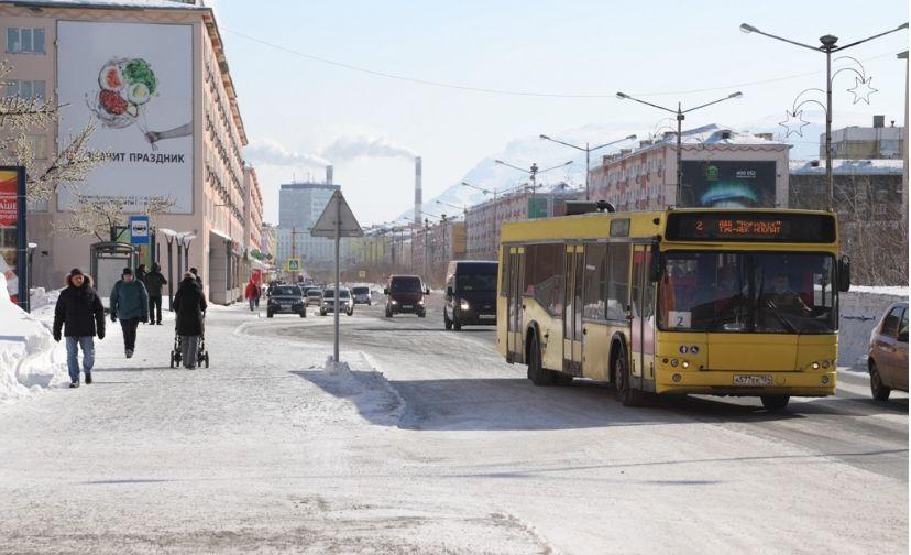 В Норильске появится комплексная система мониторинга окружающей среды